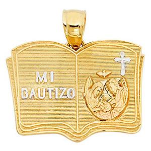 Colgante de Bautizo